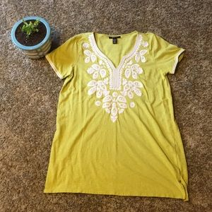 Lovely beading style and co tunic L